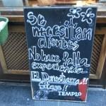 Foto tomada en Sitges (Barcelona).