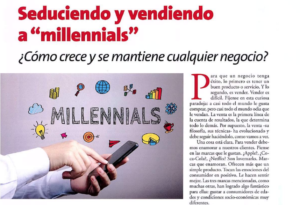 vendiendo a millennials